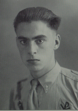 soldaat ketting olivier kazerne